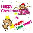HappyChristmas!&HappyNewYear!