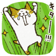 Cute cat 'Cyanpachi'. -Extra edition 1-
