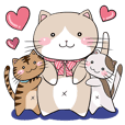 NISHIMATA's CATs