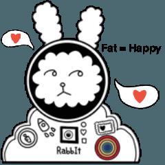 我不可愛兔兔