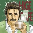 ひげカフェ