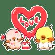 Okame-kun & pink-chan Vol.4
