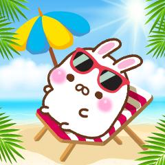 麻糬兔的夏天