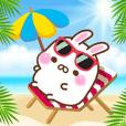 Summer of mochi rabbit(tw)
