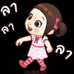 Neneng Gesrek: Little Crazy Girl