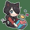 黒猫少年7