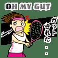 Tenis Gadis