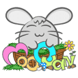 Moo-Ouan Chubby Rabbit (TH)