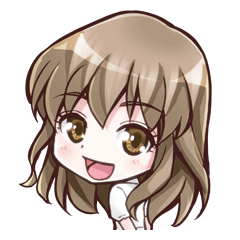 Girl who loves Anime     | 光頭賣- 最大的LINE貼圖代購網