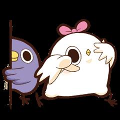 """[""""懶得""""鳥""""你・直白妹  強勢來襲""""]"""
