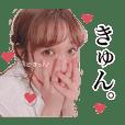 Nozomi Maeda Official Sticker