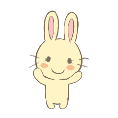 Very Small voice rabbit