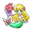 Tarrot and friends Miracle sticker vol.2