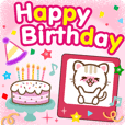 Natural cat, events and birthday english