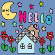 english sticker327