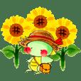 kaiju baby in Summer