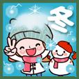 かずこちゃん6 冬だよ!クリスマス お正月も