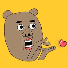 Oh! Bear! Bear! Bear! 01