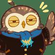 Hoot-Hoot Owl