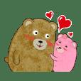 單身20年-老熊&熊妹