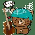 音樂熊與音符鳥-音樂故事貼圖