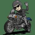Katana man rider