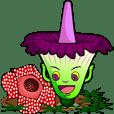 ブンガバン死体の花