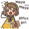 Mayamaya Office Girl 1 (TH)