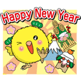 New Year (Chick&Duck)