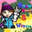 スノーボード&ウィンター