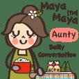 Mayamaya Aunty Daily Conversation (TH)
