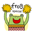 Frog special !