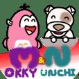 Mokky and Nunchi