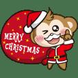 咪將 -聖誕猴塞雷
