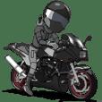 Ninja man rider