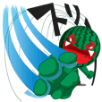ghost of a watermelon.binsuki3