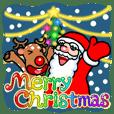 Santa & Dolph