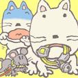 だる~いネコ