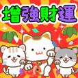 祝你好運招財貓★生日慶祝活動和每一天
