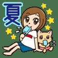 まりん&まるるん6(夏)