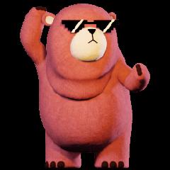 Love Pinky Bear