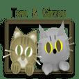 Tora & Ginzou