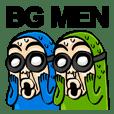 爆笑連者BG MEN トークショー