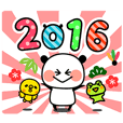 NEW YEAR OF PANDACCHI