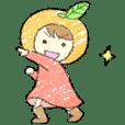 Citrus Girl,Mikan-chan!