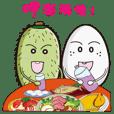 Kiwi & eggs are friends-Festival