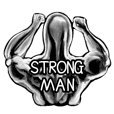 Strong Men Muscle