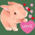 shizuka's animal Sticker