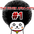 The Seven Afro Cats #1 -Beta versions.-