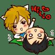 Cat King x MoMo 2
